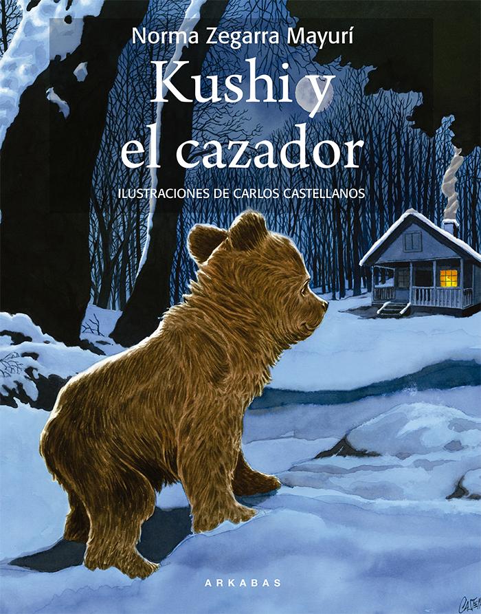 Kushi y el cazador